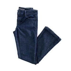 Joes Jeans Womens Dark Blue Icon Bootcut Denim 27